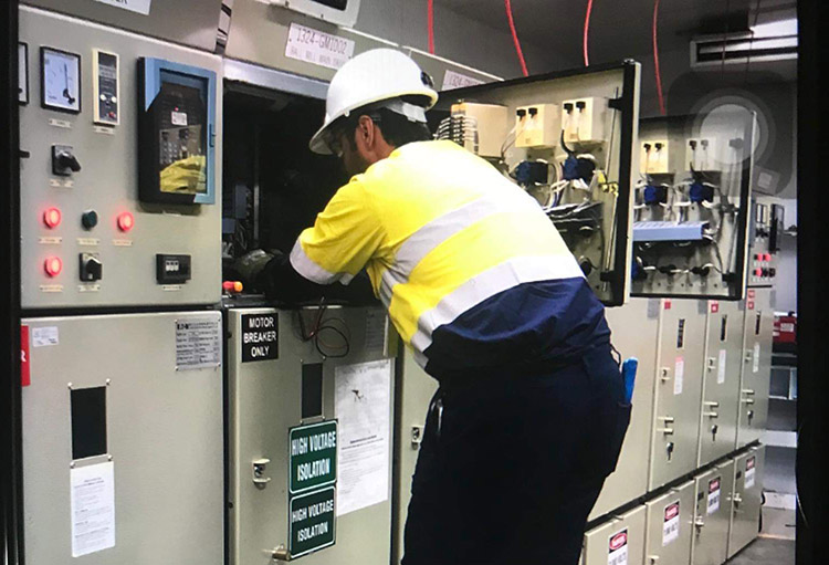 testing, fault finding, diagnosis and repairs